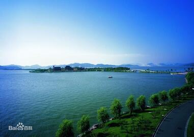 庐山西海风景区
