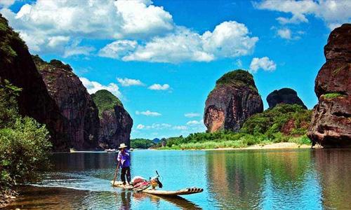 江西旅游必去景点-龙虎山