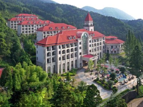 庐山五星级酒店