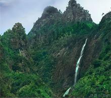 游秀峰看庐山李白瀑布一日游